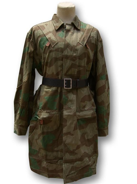WW2 German Splinter Paratrooper Jump Smock
