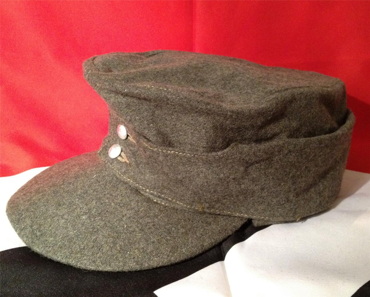 WW2 GERMAN ARMY HEER M43 SKI CAP