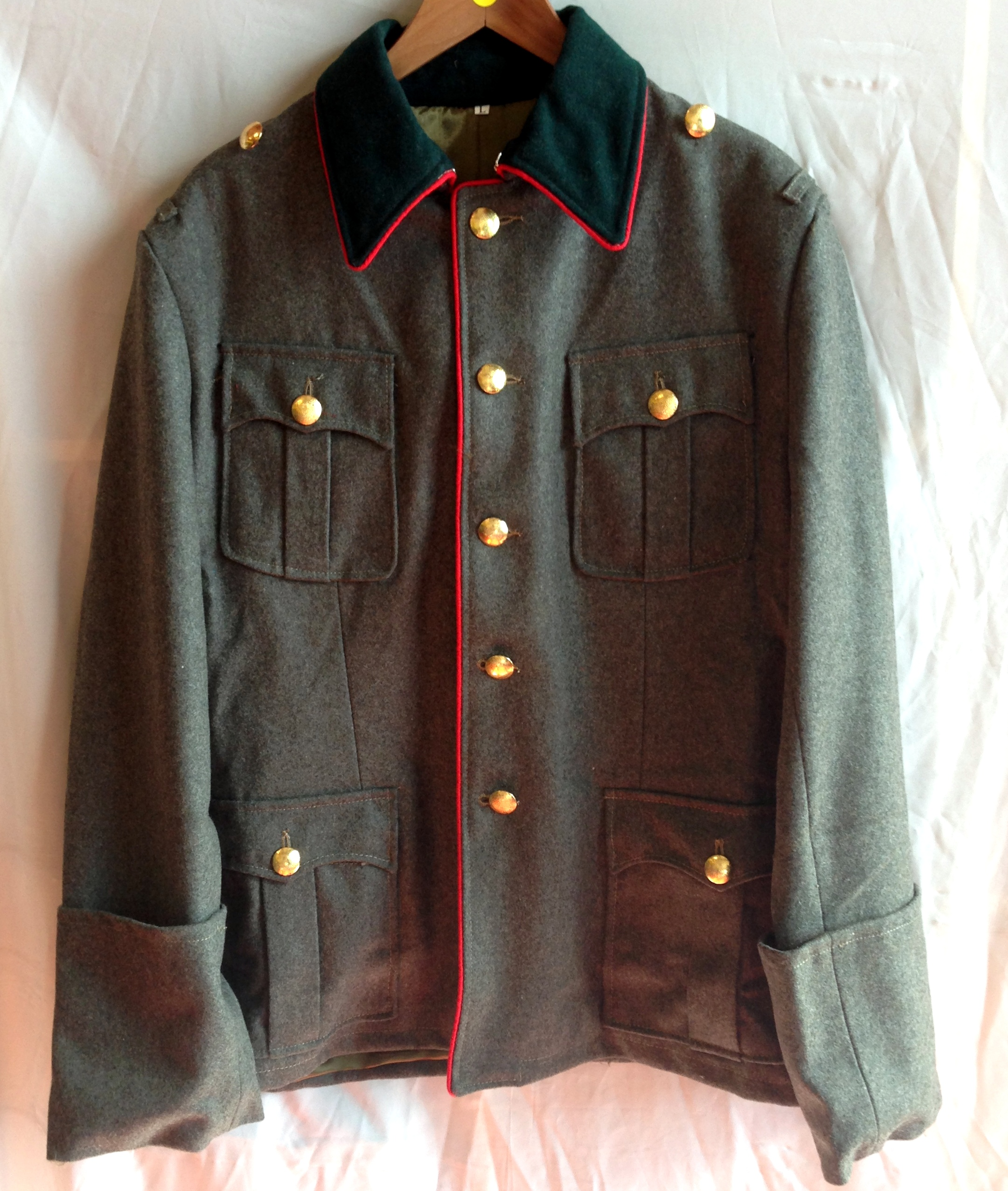 WW2 German M36 General Officer Uniform Set