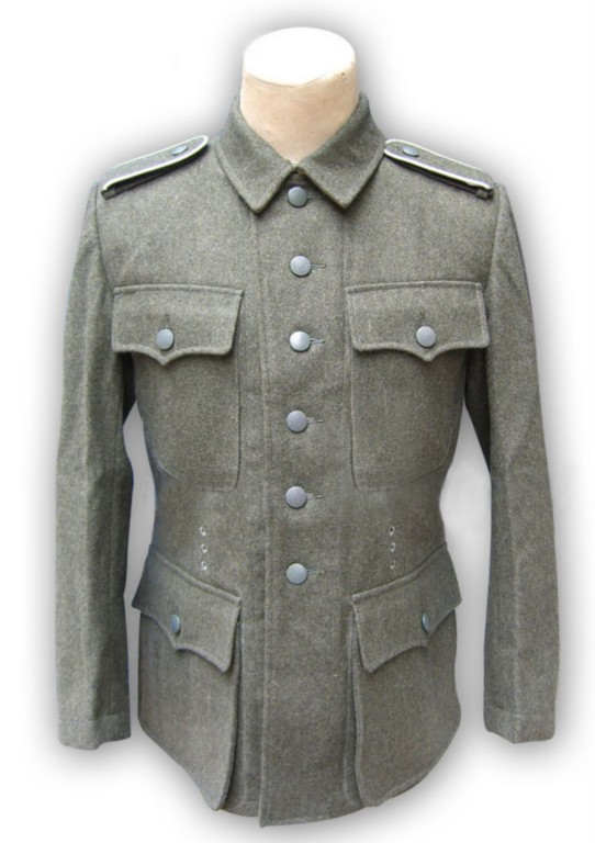 WW2 German M42 Army Field Tunic Jacket with trouers