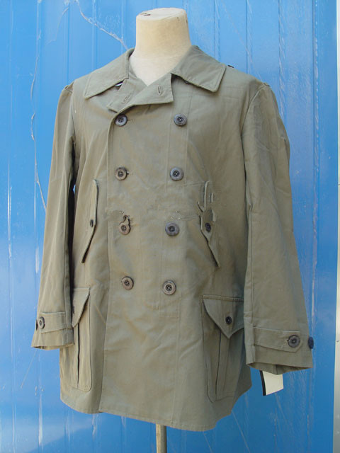 WW2 German Mountain WindJacket Coat (Windjacke des Gebirgsjägers