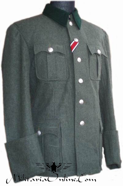 WW2 German M36 Officer Tunic Including Breeches - Click Image to Close